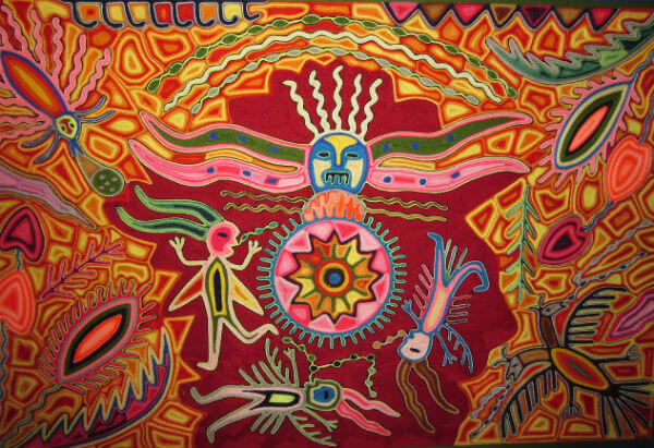 Who Are The Huichol Mexican Indian Of Mexico